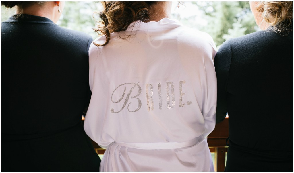 Bridal Robe Canmore