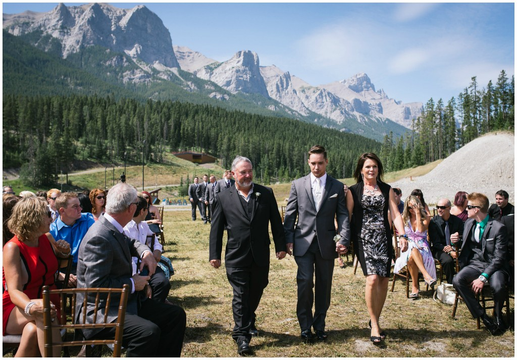 Jennifer Bergman Canmore Wedding Planner