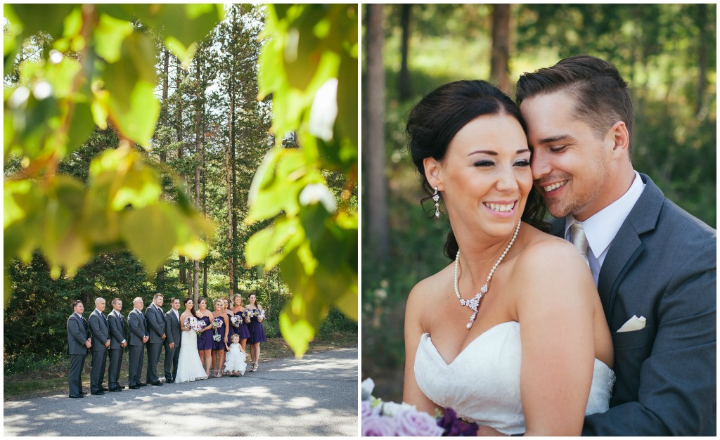 Rocky Mountain Summer Wedding