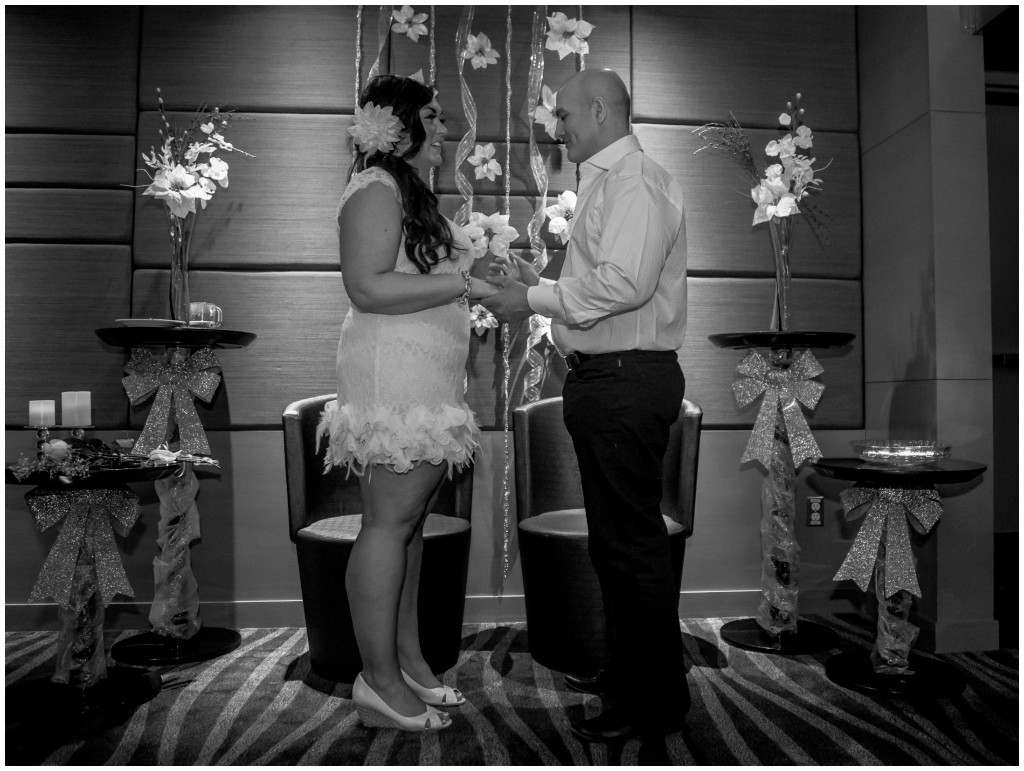 Edmonton International Airport Wedding