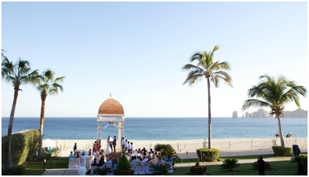 RIU Palace Los Cabos Destination Wedding