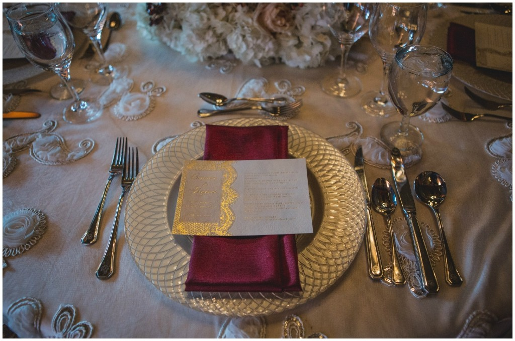 Destination Winter Wedding Planner