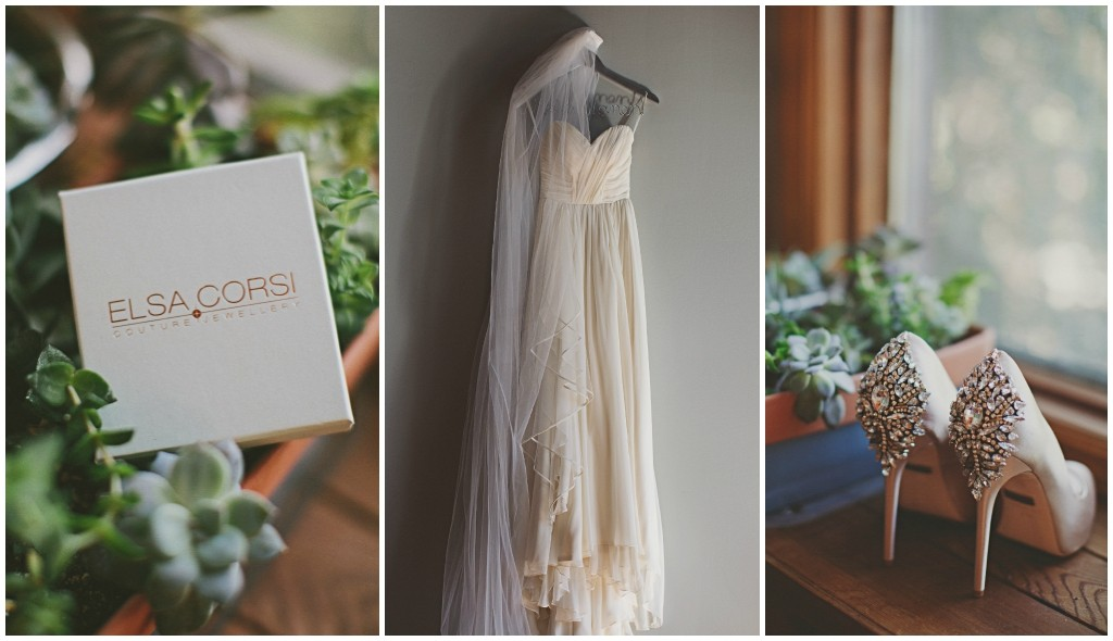 Elsa Corsi Bridal Jewelry, Hayley Paige