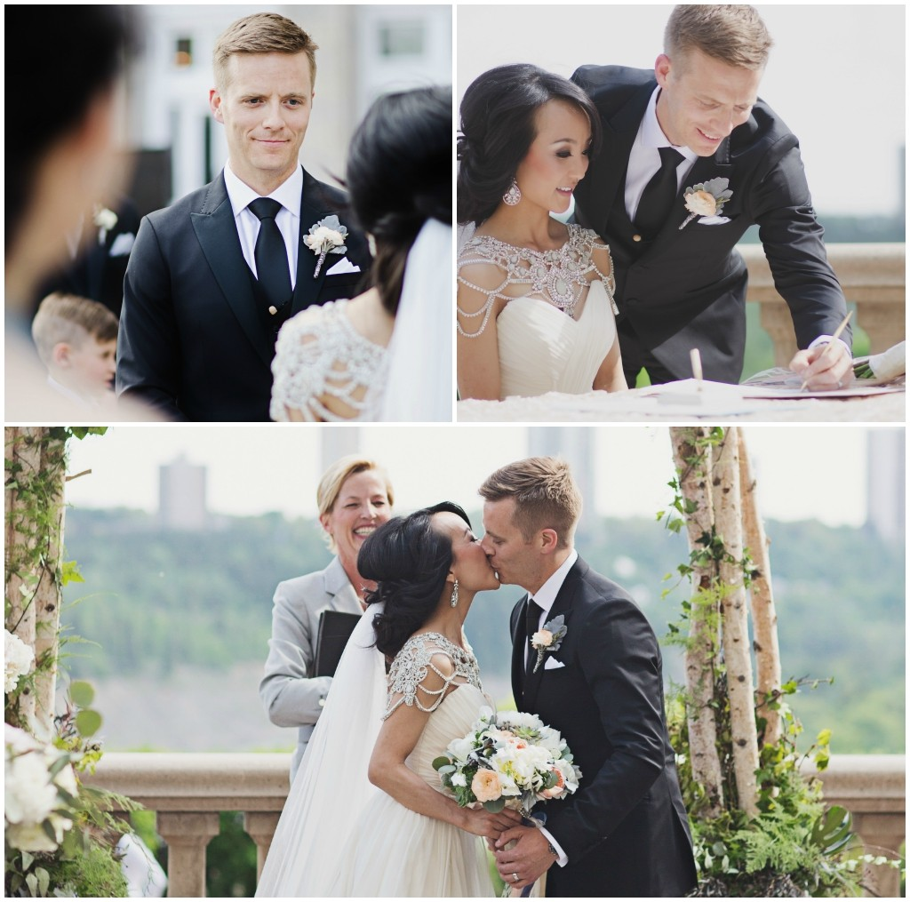 May Edmonton Wedding