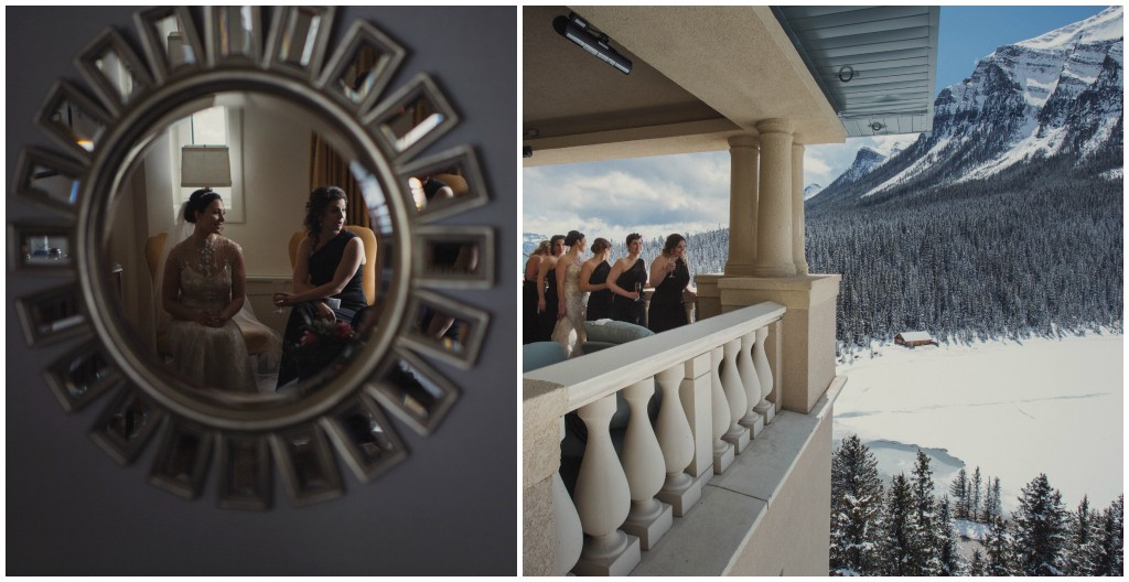 Fairmont Lake Louise Wedding
