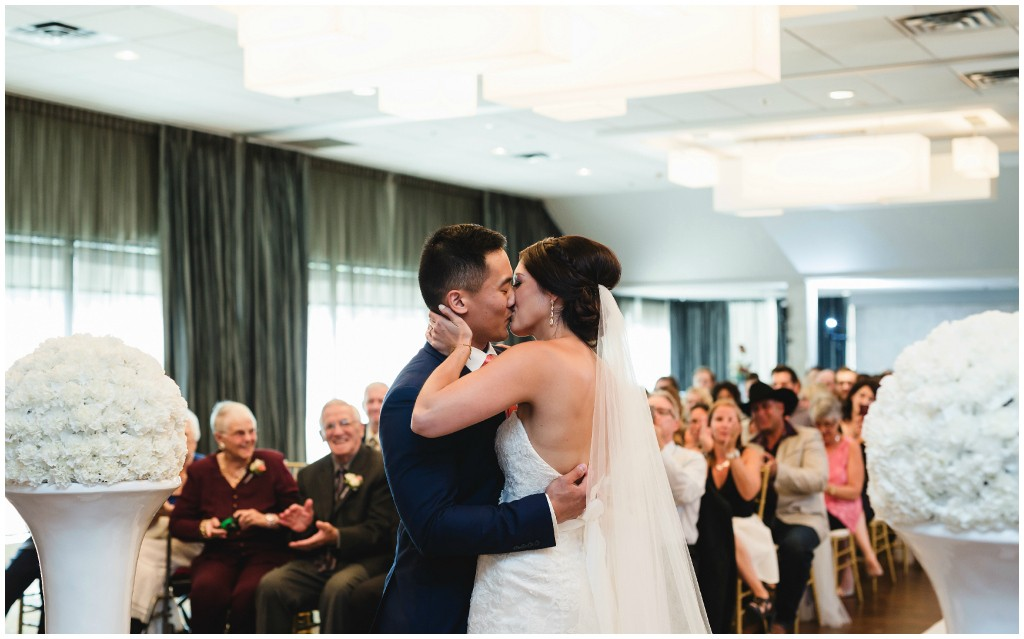 Matrix Hotel Edmonton Wedding