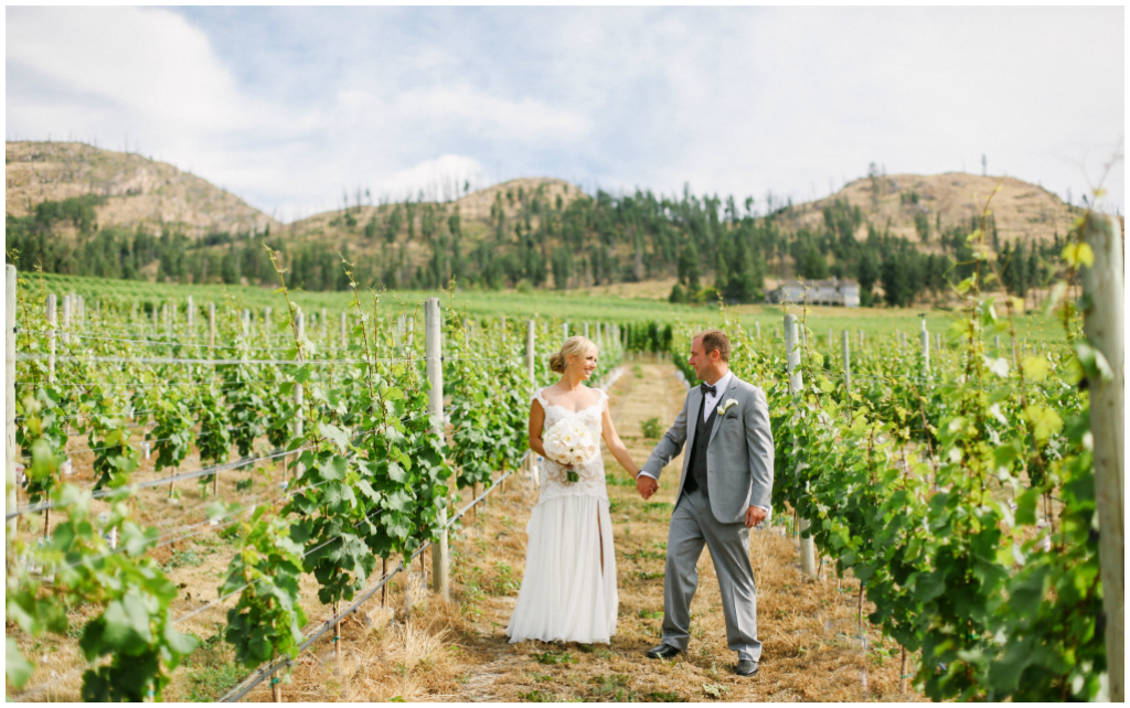CedarCreek Estate Winery Wedding