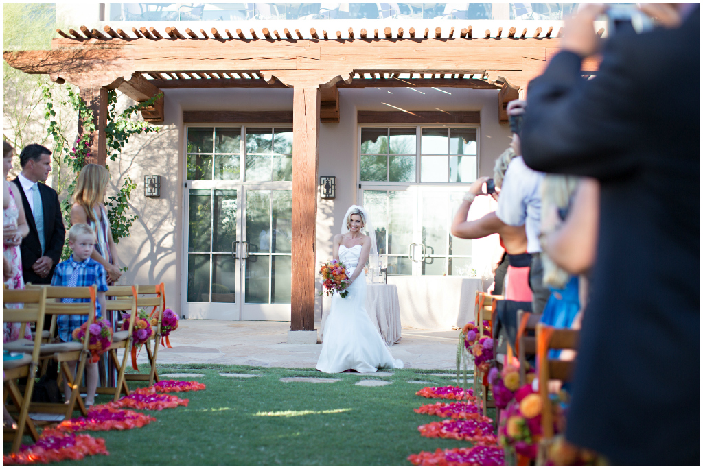 Four Seasons Arizona Wedding