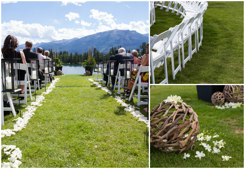 Lac Beauvert Wedding