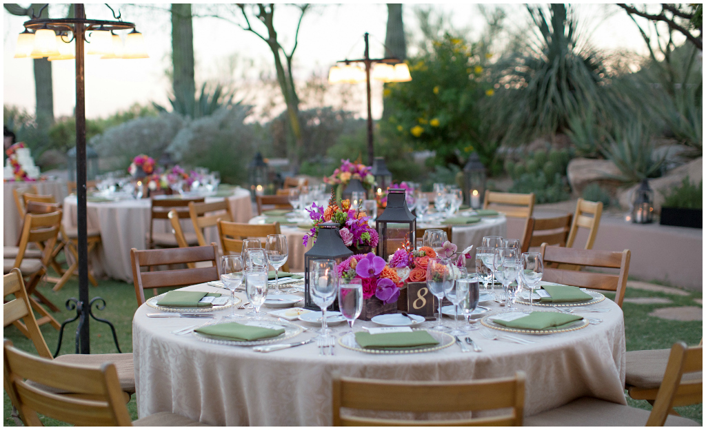 Outdoor Arizona Wedding