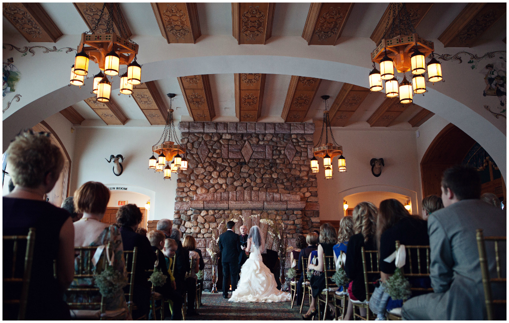 Victoria Ballroom Wedding