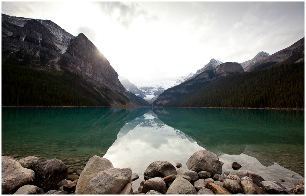 Lake Louise Summer Wedding Planner