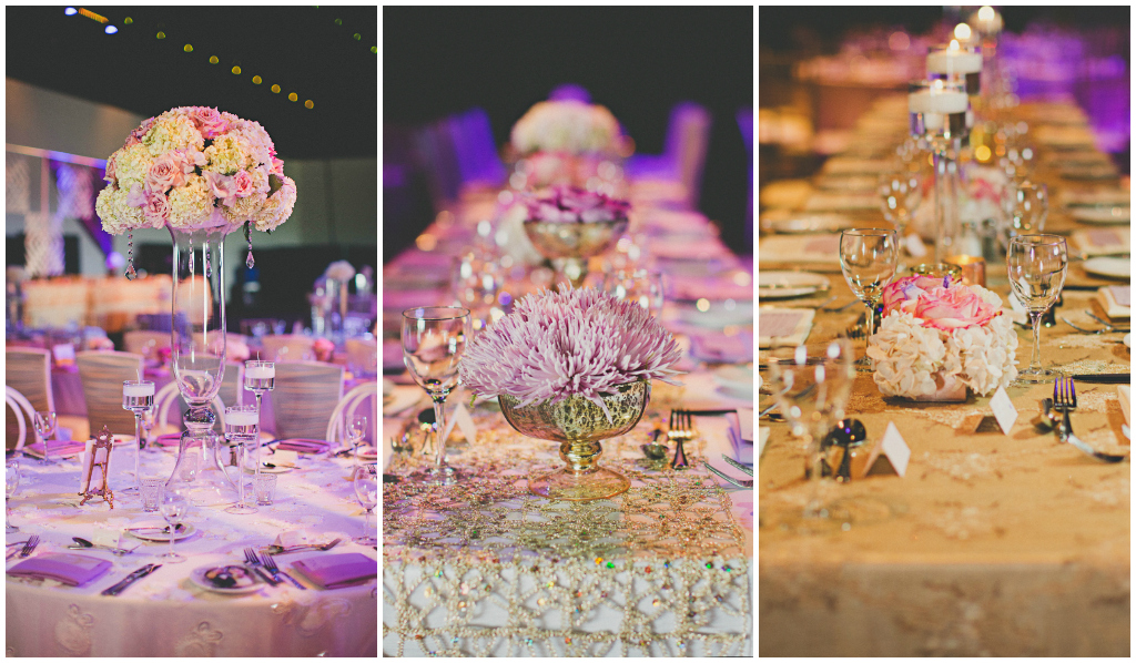 Wedding Table designs, Jennifer Bergman