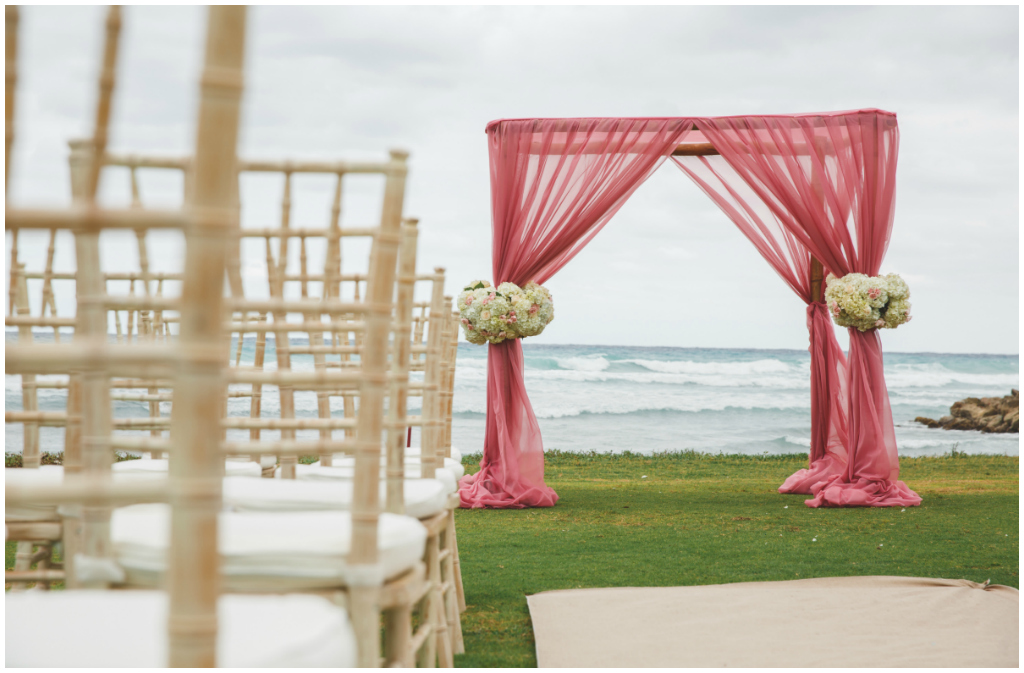 Jamaica destination wedding planner
