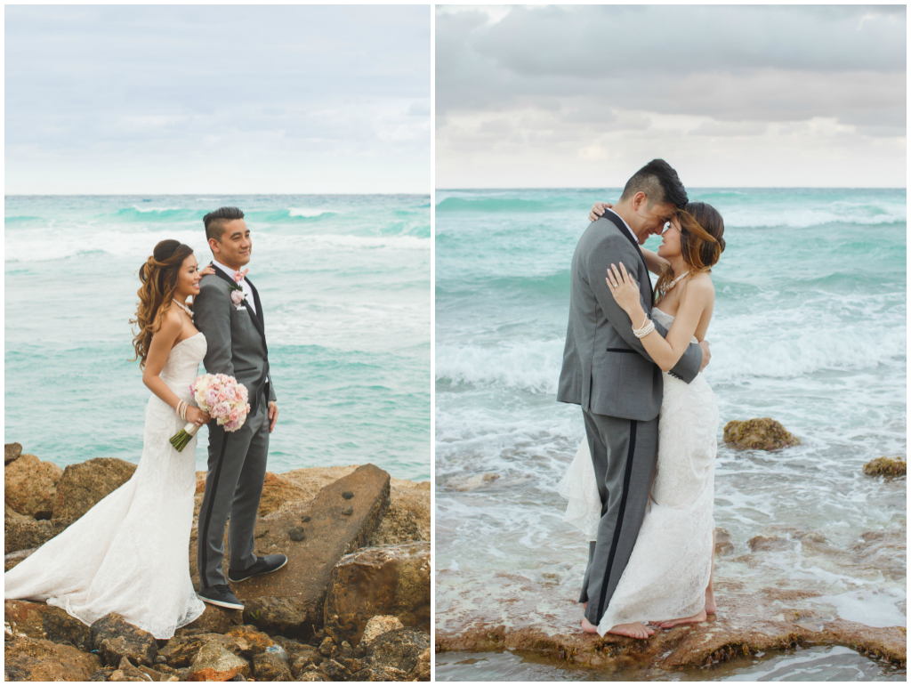 Jamaica Destination Wedding Planner: Rose Hall Montego Bay Wedding