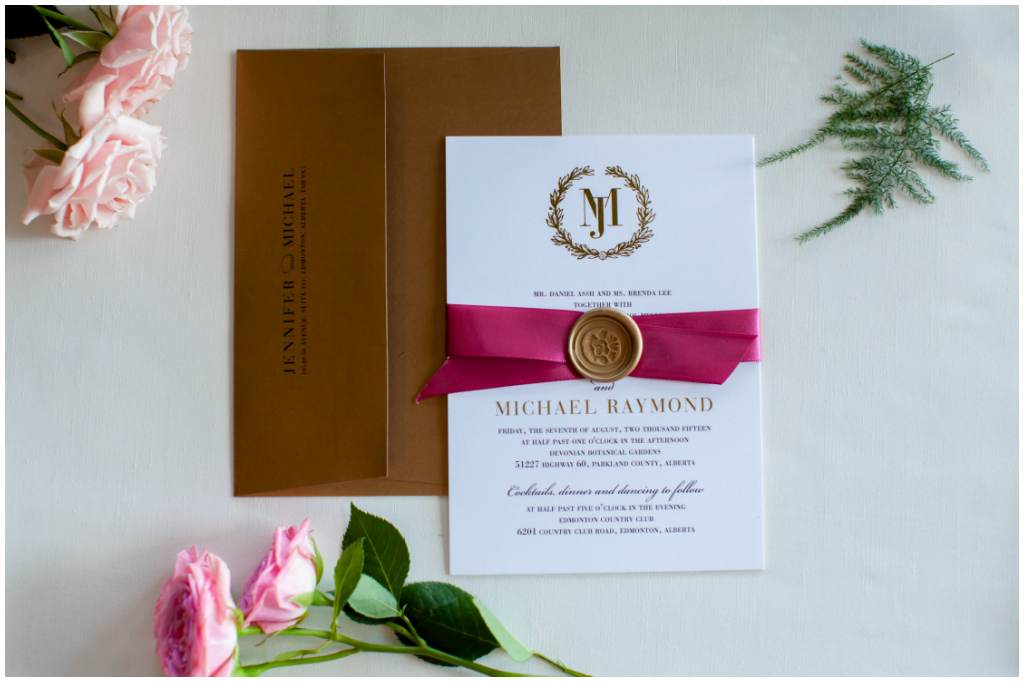 Edmonton Invitations & Stationery