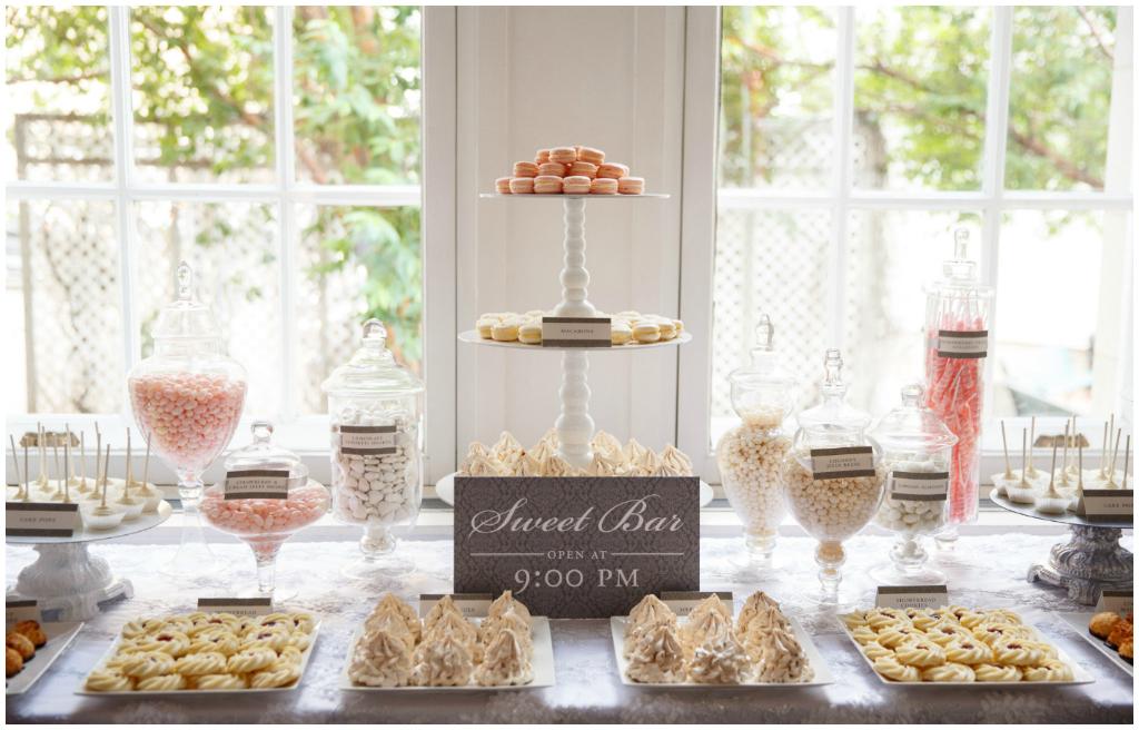 Wedding Sweet Tables Dessert Station Themes Tips Fruits: Best Wedding Dessert Tables