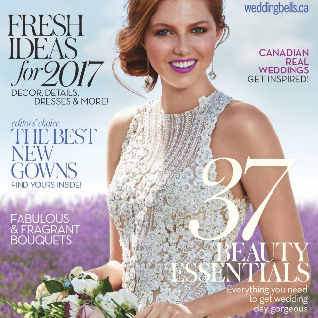 Weddingbells Magazine Cover