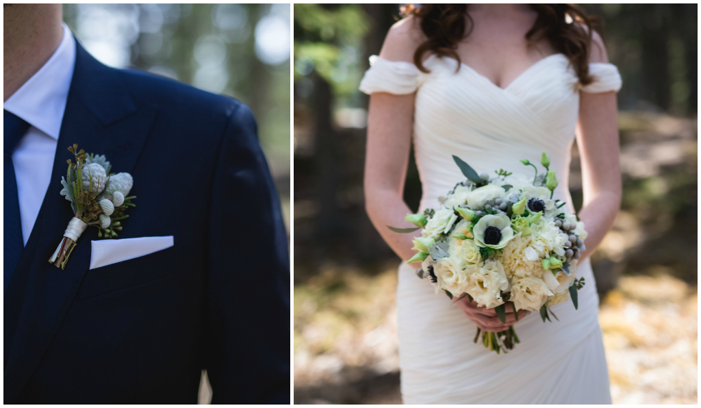 Banff Wedding Florals