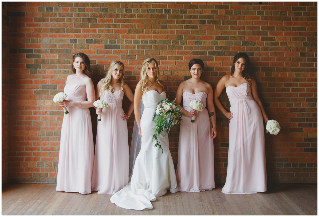 Pure Bridal Bridesmaids Gowns