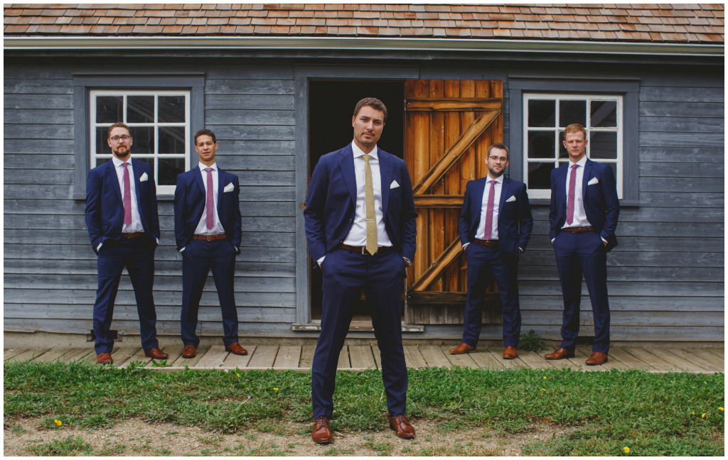 Edmonton Wedding Suits
