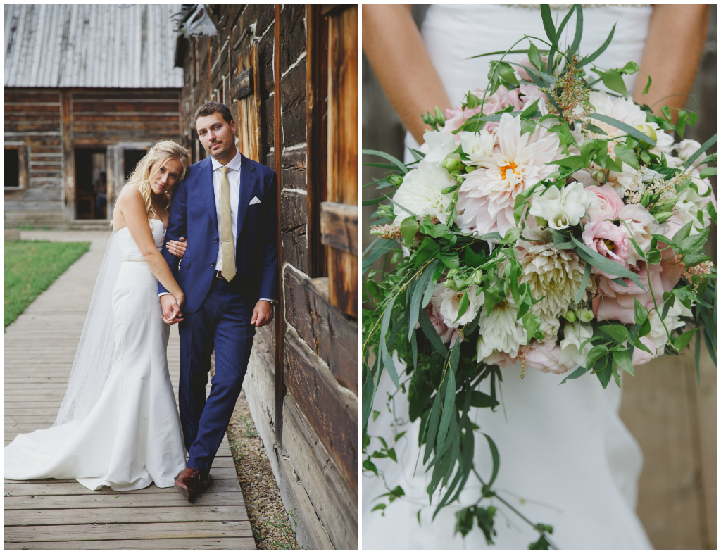 Edmonton Wedding Florist