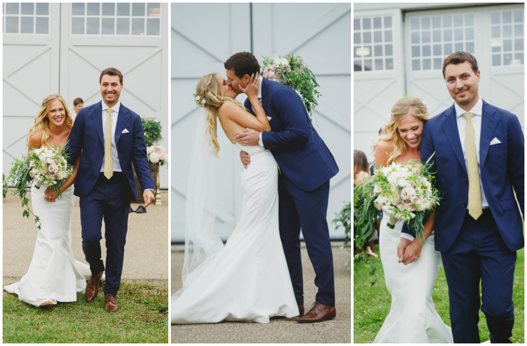 Blatchford Hangar Wedding