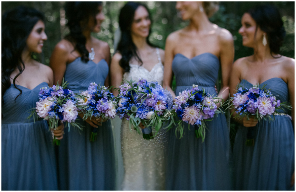 Delica Bridesmaid gowns edmonton