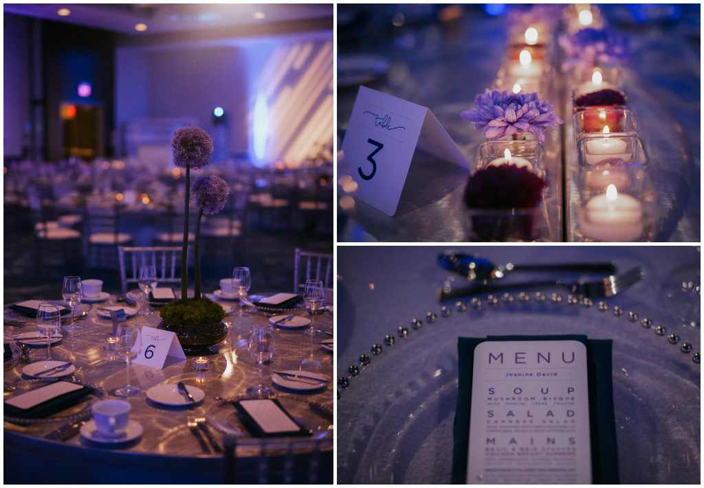 Modern Edmonton Wedding at Renaissance Edmonton Airport Hotel