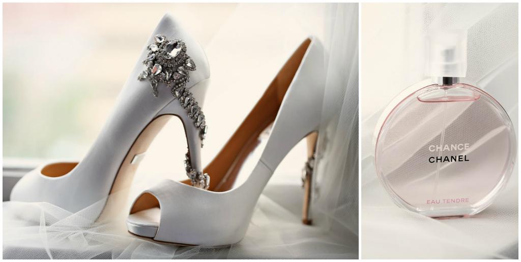 Chanel Bridal Perfume
