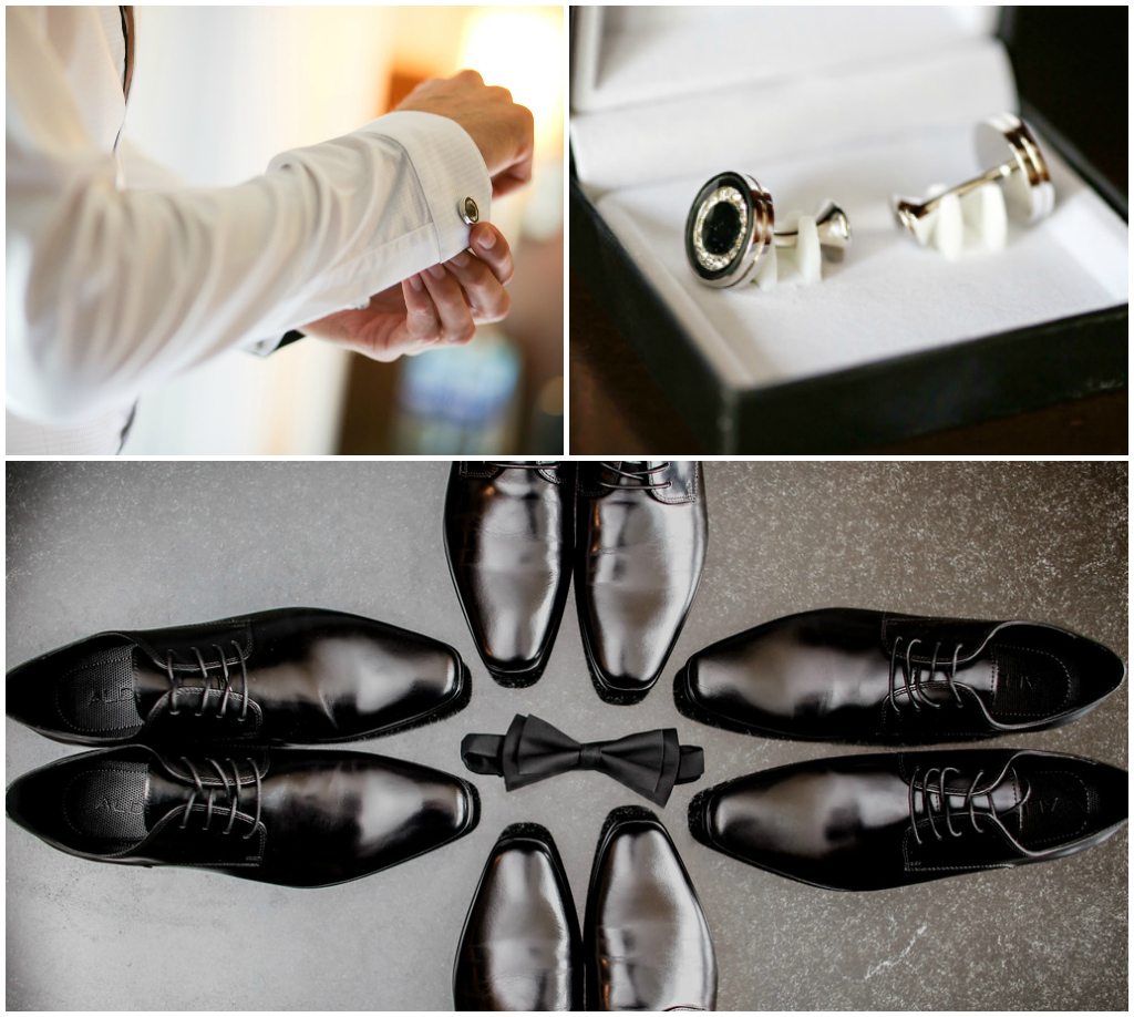 Groom Details, Edmonton Wedding Planning & Design