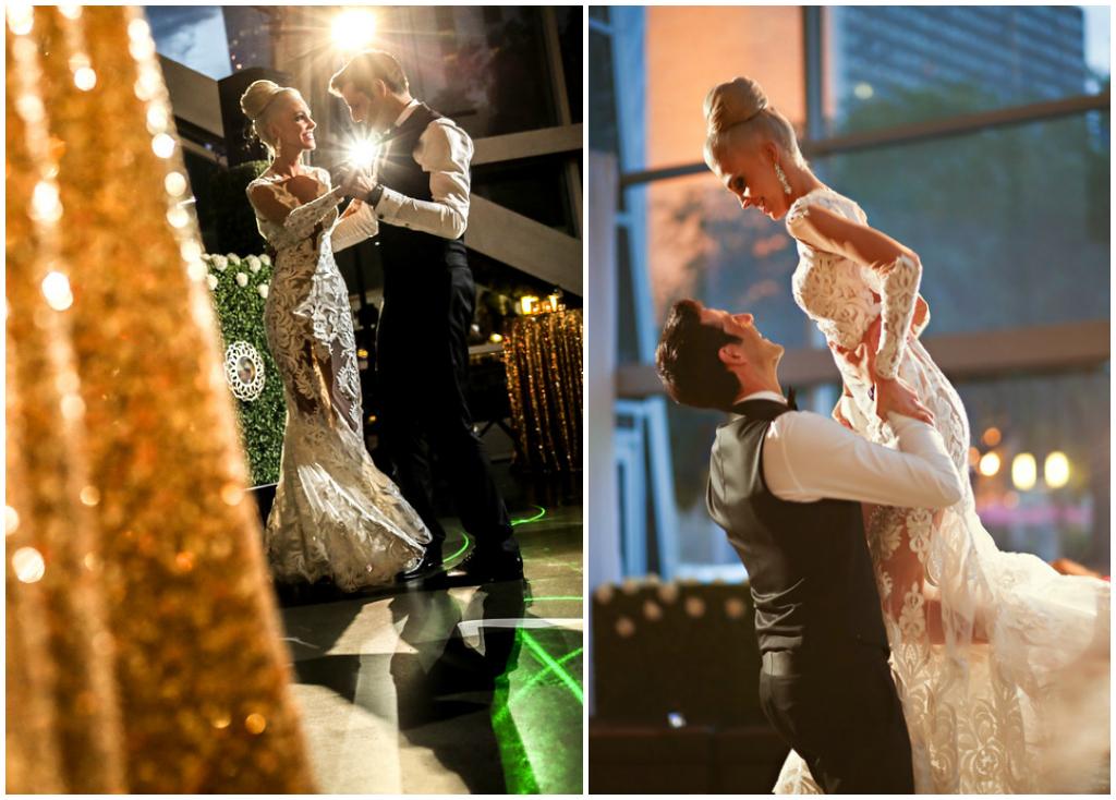Glamorous Edmonton Wedding