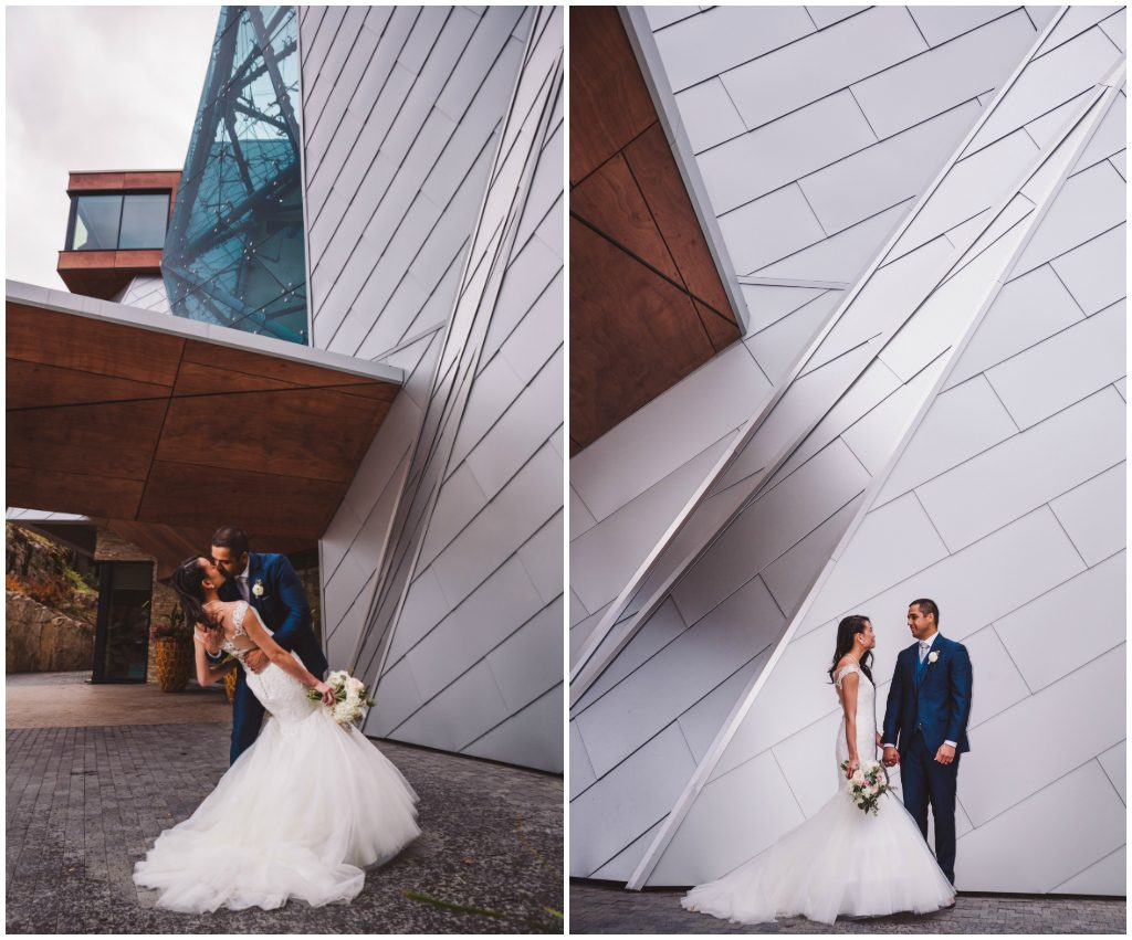 Modern Wedding Venue, Vernon British Columbia Wedding
