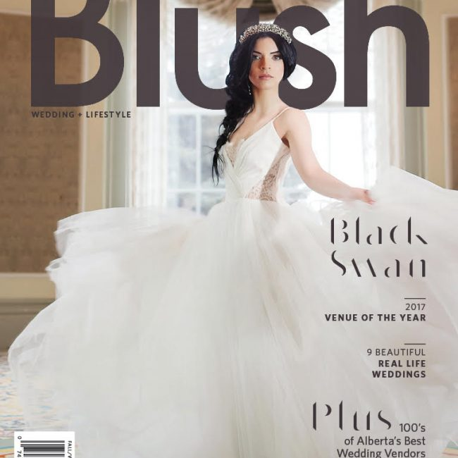 Blush Magazine Cover 2017