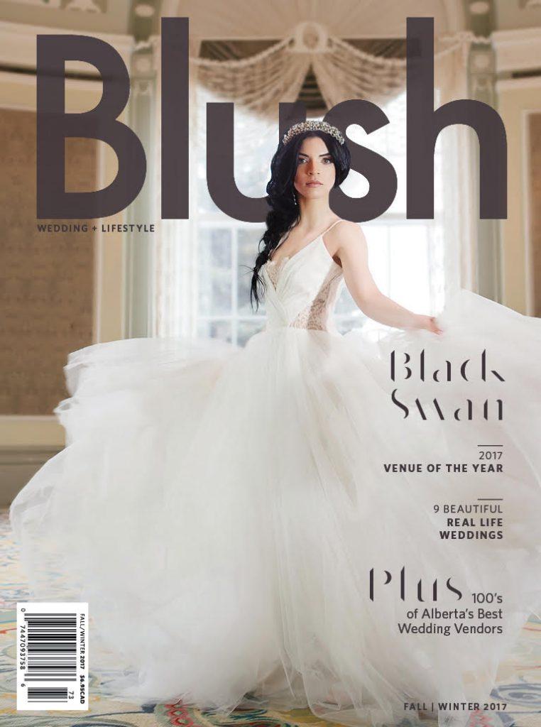 Blush Magazine Cover 2017