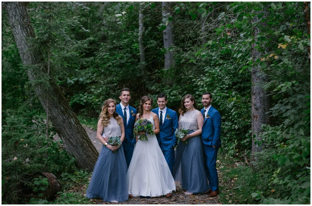 Classic Wedding Party Photos, Nicole Ashley Photographer