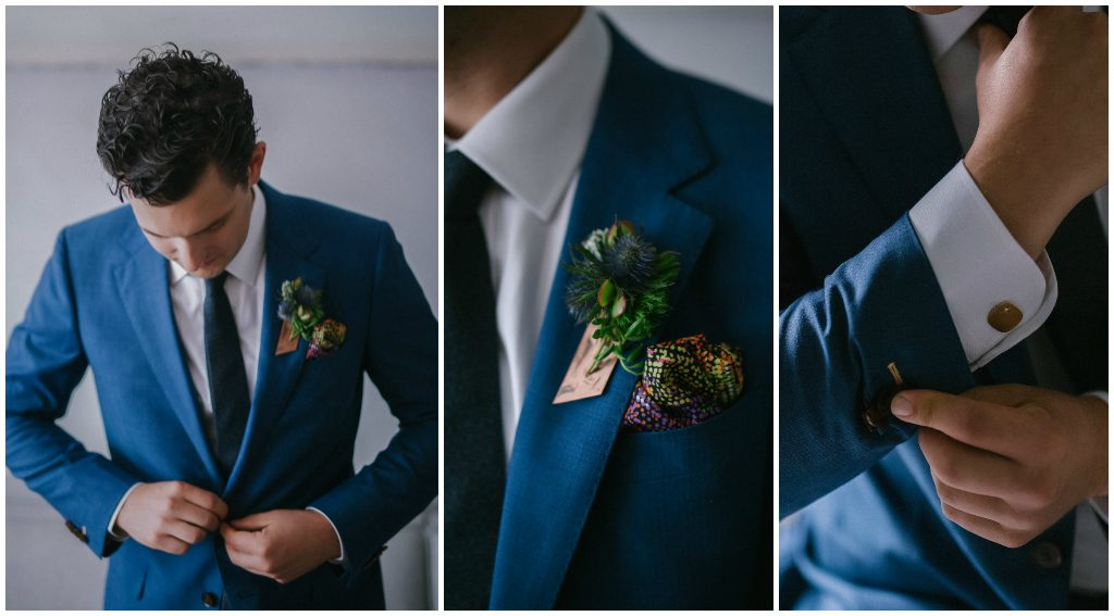 Cory Christopher Edmonton, Organic Wedding