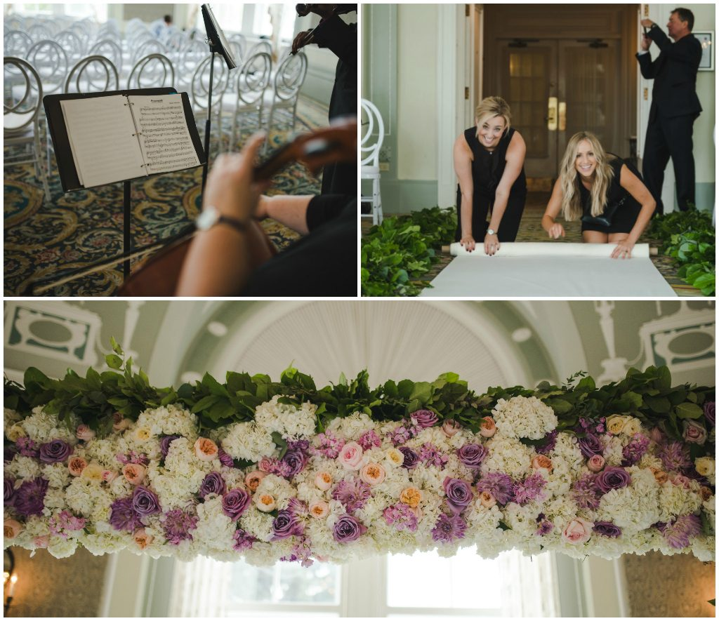 Hotel Macdonald wedding ceremony Edmonton