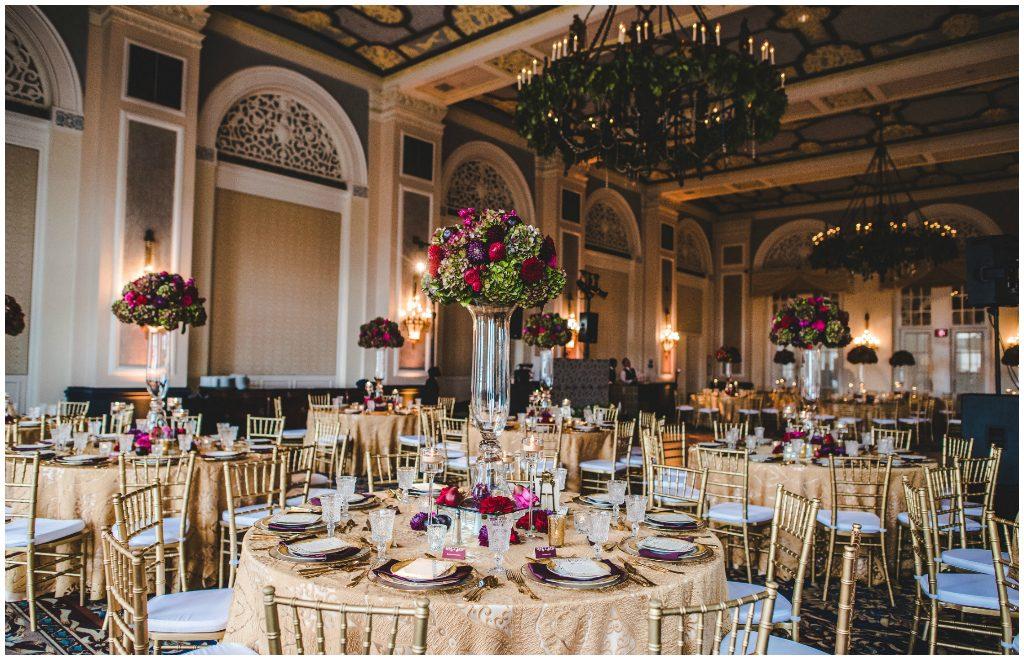 Edmonton Elegant Ballroom Wedding