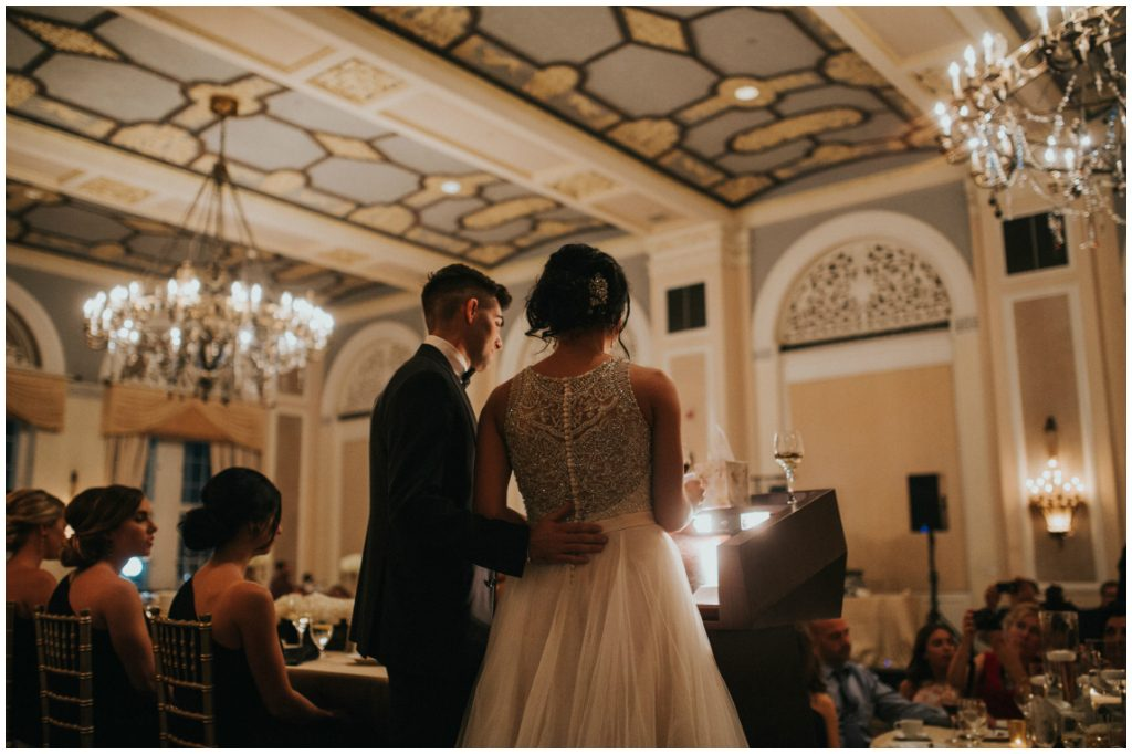 Fairmont Hotel Macdonald Edmonton Wedding Empire Ballroom