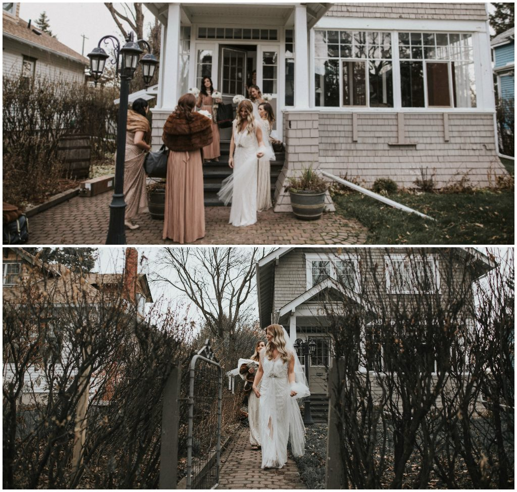 Jennifer Bergman Weddings Edmonton