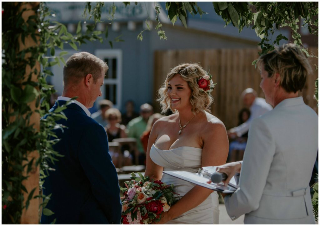 Edmonton Wedding Officiant