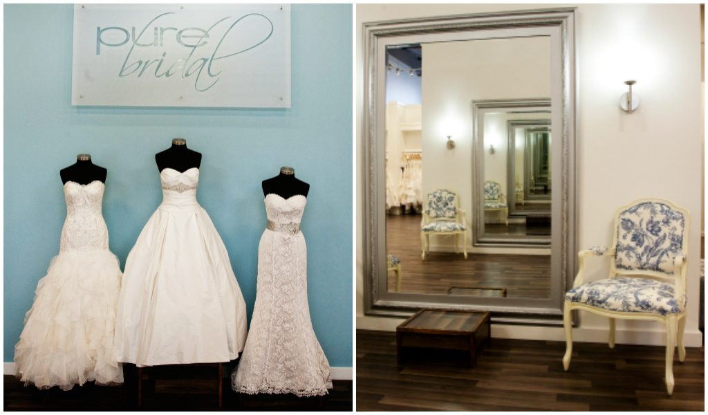 Edmonton Bridal Boutiques and Wedding Dress Shops