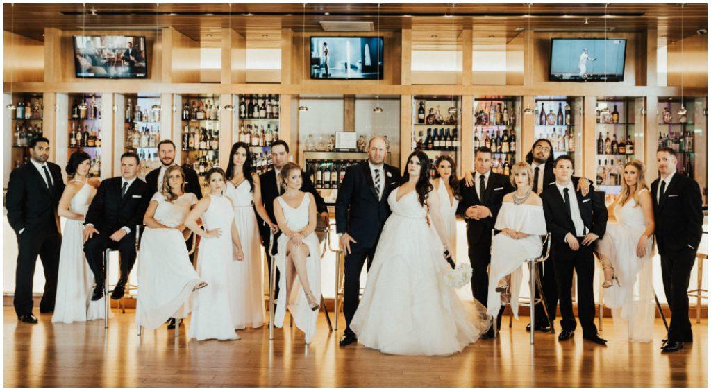 Edmonton Renaissance Hotel Wedding Coordinator