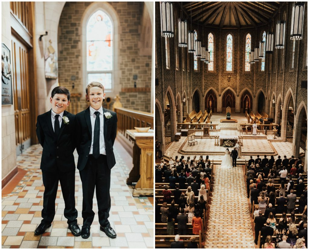 St. Joseph's Basilica Wedding
