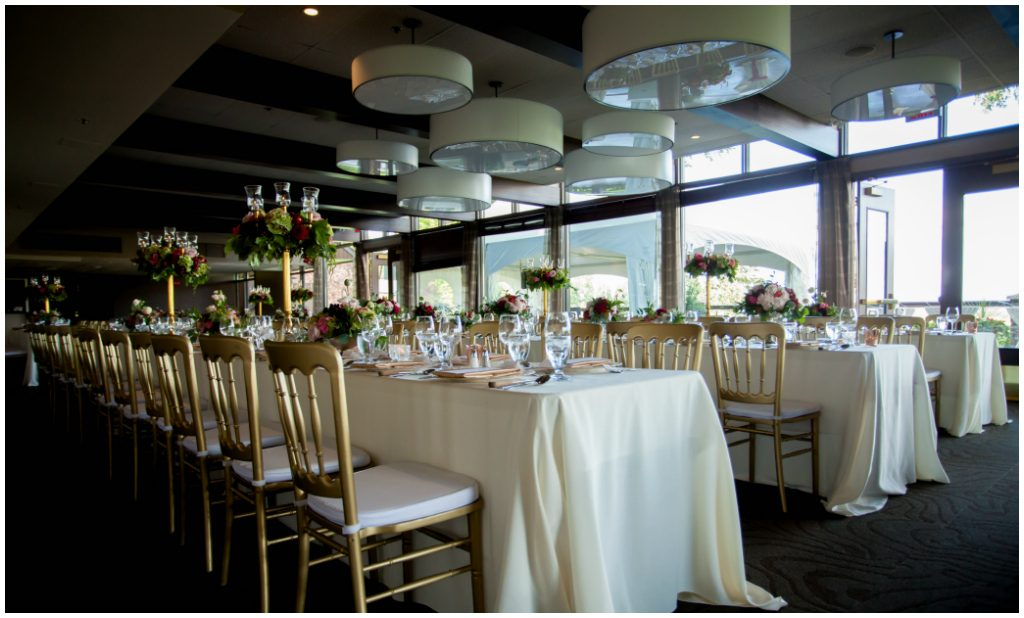 Edmonton Country Club Wedding Planner