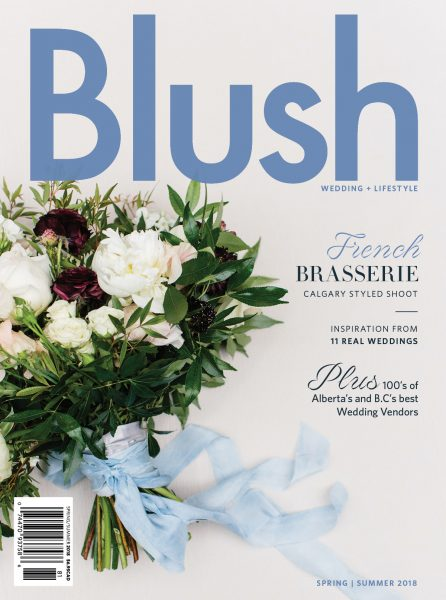 Blush Magazine Edmonton