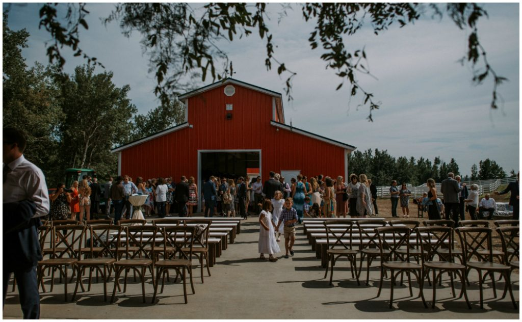 Mixed Seating Ceremony, Ceremony Chairs and Benches