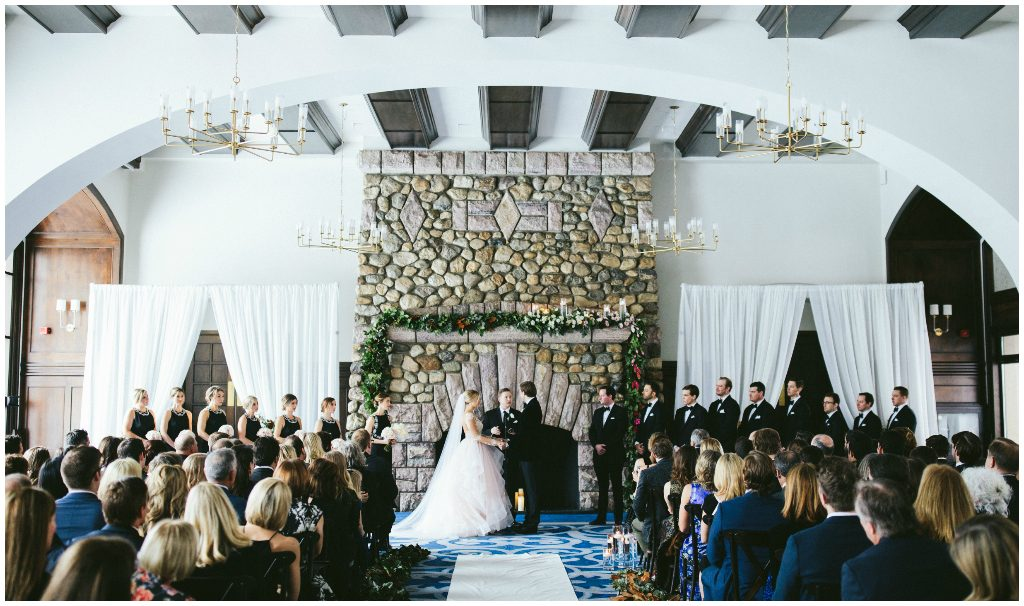Chic Romantic Rocky Mountain Wedding