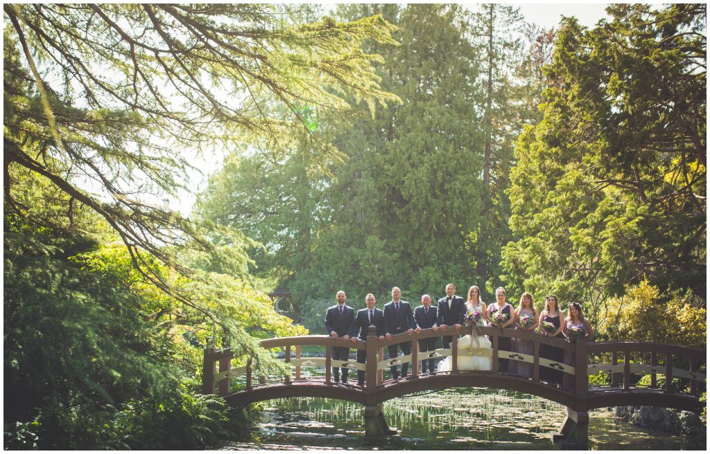 Luxe Garden Victoria British Columbia Wedding